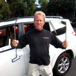 Rob is a master craftsman with paintless dent and ding repair tools